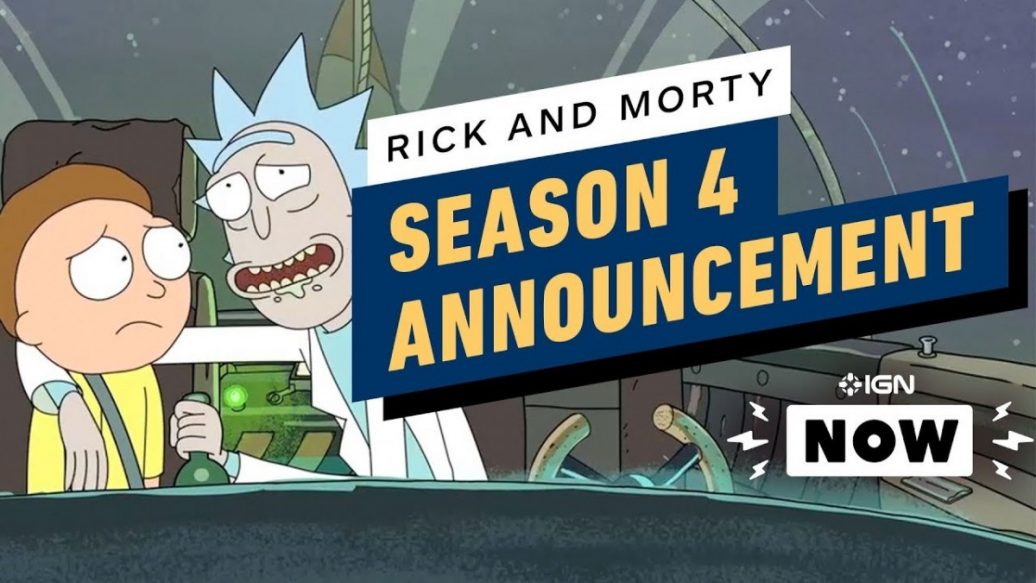 Artistry in Games Rick-and-Morty-Return-for-Season-4-This-Year-IGN-Now-1036x583 Rick and Morty Return for Season 4 This Year - IGN Now News