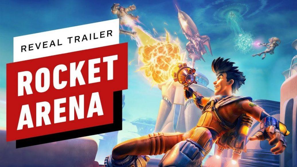 Artistry in Games Rocket-Arena-Reveal-Trailer-1036x583 Rocket Arena - Reveal Trailer News