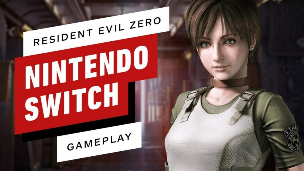 Artistry in Games The-First-14-Minutes-of-Resident-Evil-Zero-on-Nintendo-Switch-Gameplay-1036x583 The First 14 Minutes of Resident Evil Zero on Nintendo Switch - Gameplay News