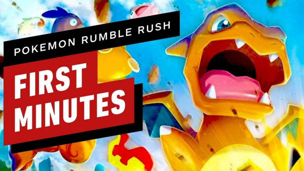 Artistry in Games The-First-15-Minutes-of-Pokemon-Rumble-Rush-Gameplay-1036x583 The First 15 Minutes of Pokemon Rumble Rush Gameplay News