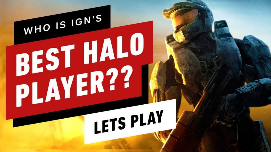 Artistry in Games Who-Is-IGNs-BEST-Halo-Player-IGN-Plays-1036x583 Who Is IGN's BEST Halo Player?? - IGN Plays News