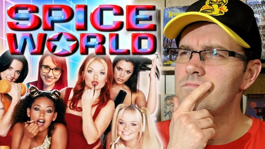 """Artistry in Games The-Spice-Girls-Movie-Spice-World-Review-1997-with-Erin-Plays-Rental-Reviews-1036x583 The Spice Girls Movie """"Spice World"""" Review (1997) with Erin Plays - Rental Reviews News"""