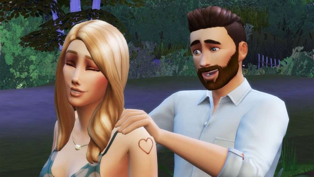 Artistry in Games This-is-the-Most-Romantic-Thing-Youll-Ever-See...-The-Sims-4-Legacy-Ep.5-1036x583 This is the Most Romantic Thing You'll Ever See... The Sims 4 Legacy Ep.5 News
