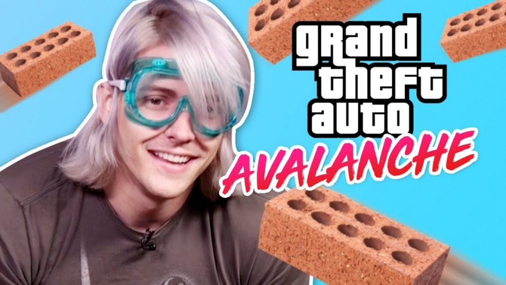Artistry in Games GRAND-THEFT-AUTO-AVALANCHE-IN-REAL-LIFE-GTA-Online-1036x583 GRAND THEFT AUTO AVALANCHE IN REAL LIFE | GTA Online News  wesirl wes johnson Smosh Games smosh shayne topp matt raub mari takahashi let's play lasercorn GTA Online gta challenge gta Grand Theft Auto Online GRAND THEFT AUTO IN REAL LIFE | GTA Online Grand Theft Auto gaming Gameplay funny damien haas courtney miller comedy
