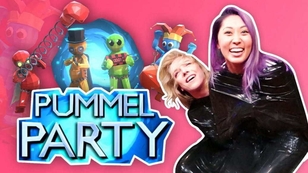 Artistry in Games Our-Weirdest-Punishment-Yet-Pummel-Party-1036x583 Our Weirdest Punishment Yet? | Pummel Party News  will it vacuum seal watch it played Video game vacuum sealing smosh games punishment Smosh Games smosh shayne topp pummel party gameplay pummel party pc gaming Our Weirdest Punishment Yet? | Pummel Party multiplayer matt raub mari takahashi let's play lasercorn gaming Gameplay Game Play funny damien haas courtney miller comedy