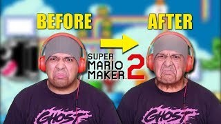 Artistry in Games THESE-LEVELS-SUCKED-THE-LIFE-OUT-OF-ME-SUPER-MARIO-MAKER-2-04 THESE LEVELS SUCKED THE LIFE OUT OF ME!!  [SUPER MARIO MAKER 2] [#04] News