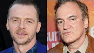 Artistry in Games Tarantino-Just-Took-A-Public-Shot-At-Simon-Pegg Tarantino Just Took A Public Shot At Simon Pegg News