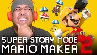 Artistry in Games WE-BEAT-STORY-MODE-SUPER-MARIO-MAKER-STORY-MODE-03-ENDING WE BEAT STORY MODE!!!  [SUPER MARIO MAKER] [STORY MODE] [#03] [ENDING] News