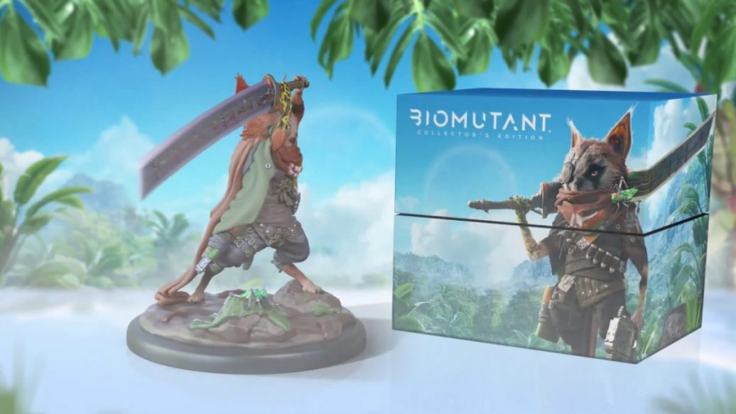 Artistry in Games Biomutant-Collectors-Edition-Trailer-1036x583 Biomutant - Collector's Edition Trailer News