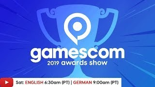 Artistry in Games Gamescom-2019-Awards-Show-IGN-Live-ENGLISH Gamescom 2019 Awards Show - IGN Live (ENGLISH) News