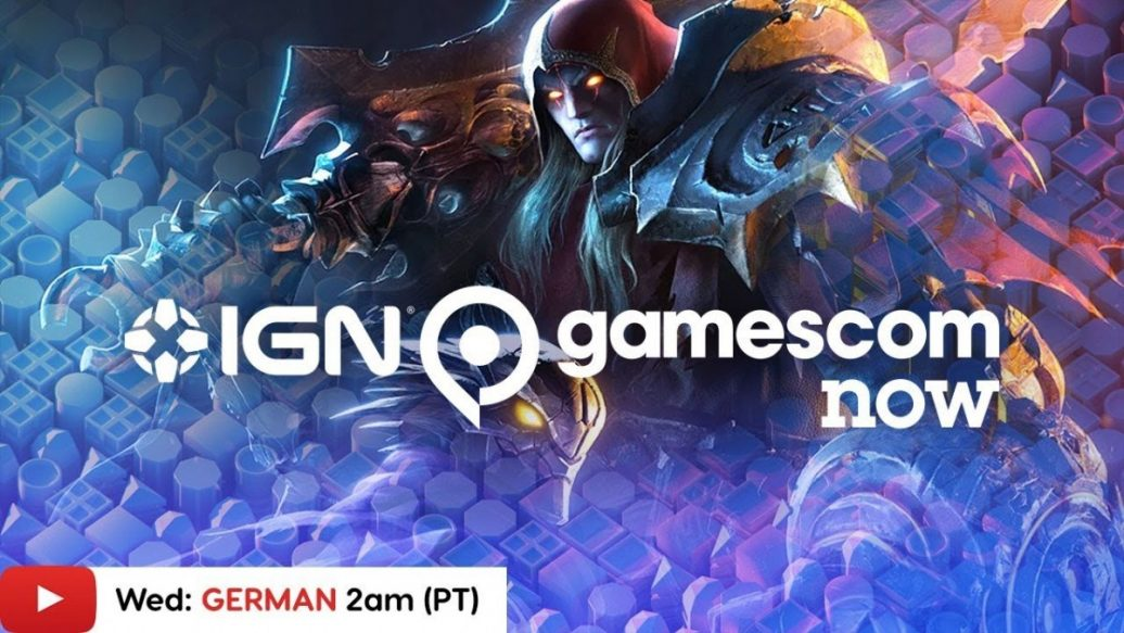 Artistry in Games Gamescom-2019-Darksiders-Genesis-Grid-More-IGN-Live-GERMAN-1036x583 Gamescom 2019: Darksiders Genesis, Grid & More! - IGN Live (GERMAN) News