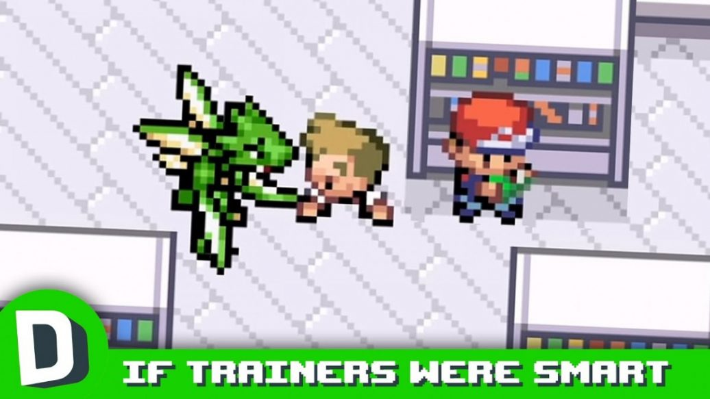 Artistry in Games If-Pokemon-Trainers-Were-SUPER-Smart-1036x583 If Pokemon Trainers Were SUPER Smart Reviews