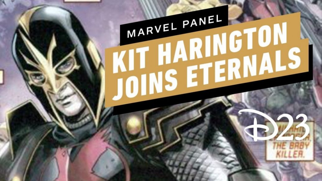 Artistry in Games Kit-Harington-Joins-the-Cast-of-Marvels-The-Eternals-D23-2019-1036x583 Kit Harington Joins the Cast of Marvel's The Eternals - D23 2019 News