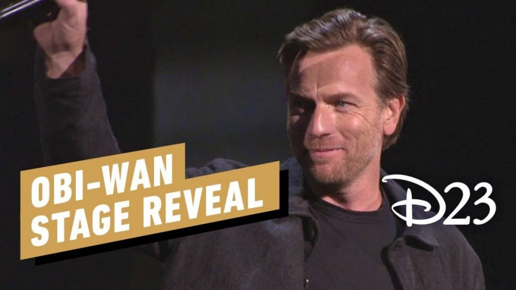 Artistry in Games Obi-Wan-Series-Stage-Reveal-with-Ewan-McGregor-D23-2019-1036x583 Obi-Wan Series Stage Reveal with Ewan McGregor - D23 2019 News