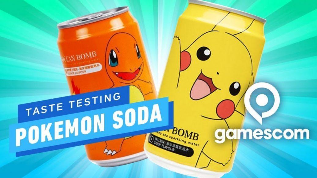 Artistry in Games Taste-Testing-Pokemon-Soda-Gamescom-2019-1036x583 Taste Testing Pokemon Soda - Gamescom 2019 News