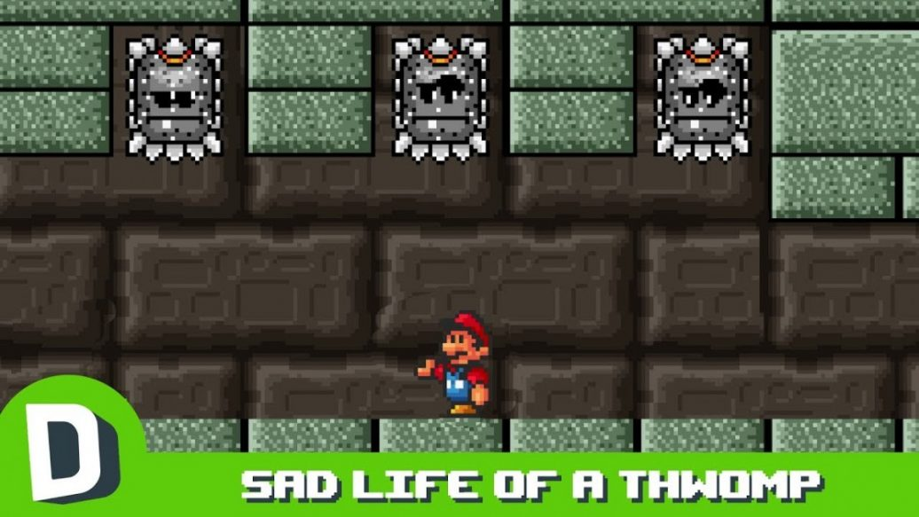 Artistry in Games The-Sad-Life-of-a-Thwomp-1036x583 The Sad Life of a Thwomp Reviews