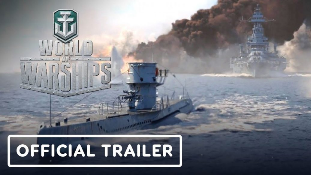 Artistry in Games World-of-Warships-Official-Submarines-Cinematic-Trailer-1036x583 World of Warships - Official Submarines Cinematic Trailer News