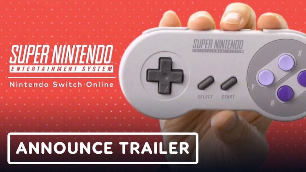 Artistry in Games Nintendo-Switch-Online-SNES-Games-and-Controller-Announcement-1036x583 Nintendo Switch Online: SNES Games and Controller Announcement News