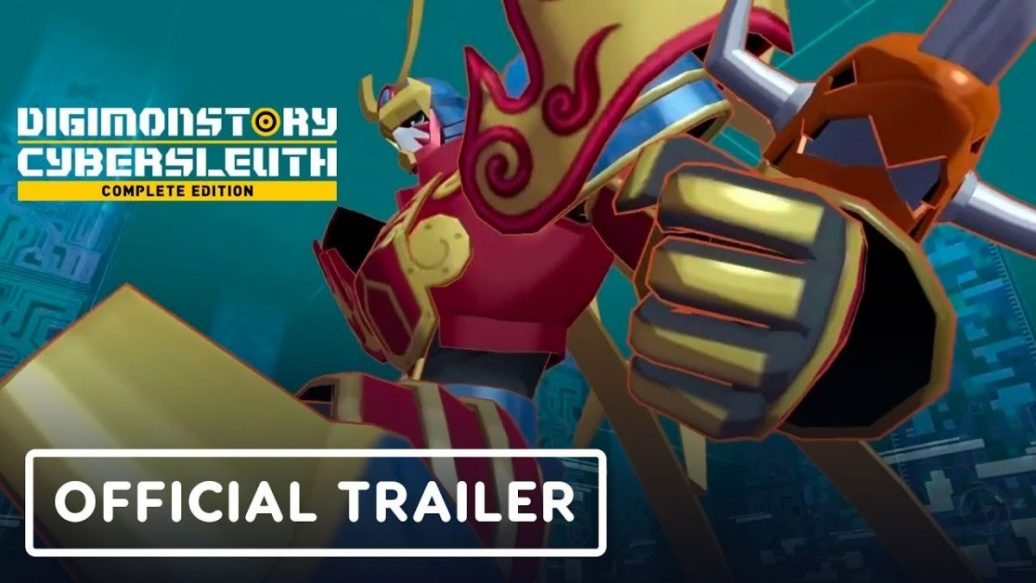 Artistry in Games Digimon-Story-Cyber-Sleuth-Complete-Edition-Official-Launch-Trailer-1036x583 Digimon Story Cyber Sleuth: Complete Edition - Official Launch Trailer News
