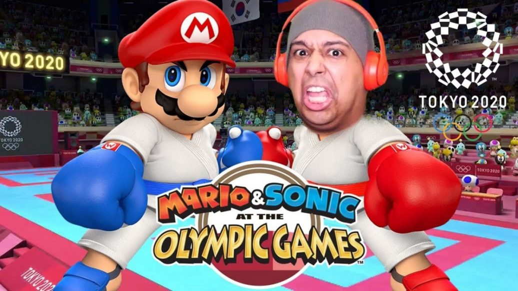Artistry in Games MARIO-OUT-HERE-DOING-KARATE-LETS-GO-MARIO-SONIC-2020-TOKYO-OLYMPIC-GAMES-1036x583 MARIO OUT HERE DOING KARATE!! LET'S GO!!! [MARIO & SONIC: 2020 TOKYO OLYMPIC GAMES] News